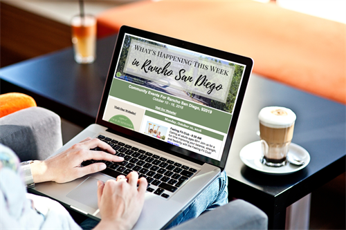 Get all events happening in Rancho San Diego sent straight to your email and never miss out again!