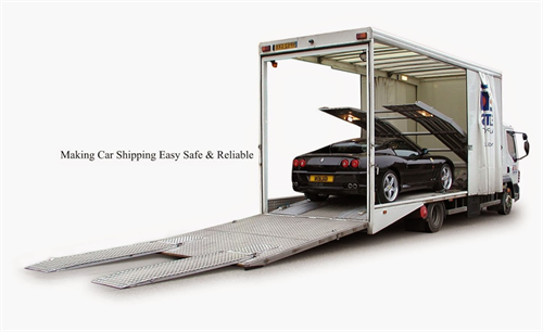 Clients can choose from open or the more secured closed carriers to transport their assets.