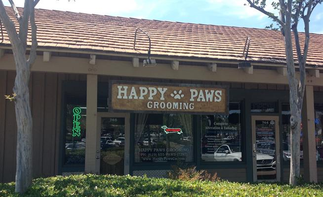 Happy Paws Grooming