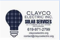 Clayco Electric and SOLAR