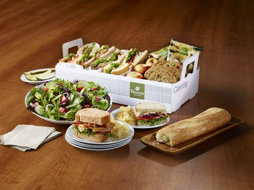 Our Assorted Sandwich Packages are crowd pleasers!