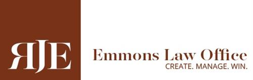Emmons Law Office Logo
