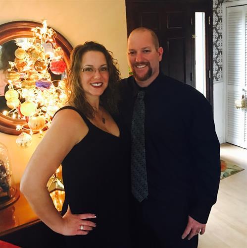 Jen Snyder & Adam Fulton - Owners of San Diego Backflow Testing, Inc.