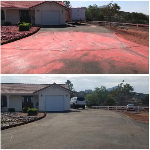 Fire retardant clean up