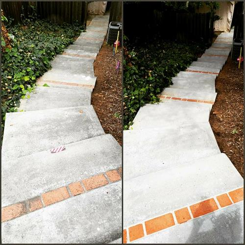 Brighting your walkways
