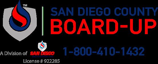 San Diego County Board-Up