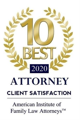 2020 10 Best Family Law Attorneys