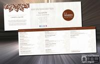 CJ Warren Salon and Spa - Branded Menu