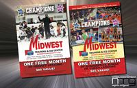 Midwest Ice Arena - SmartStack Hand Delivered Distribution