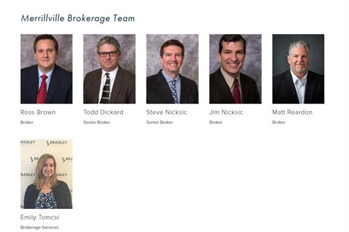 Merrillville Brokerage Team
