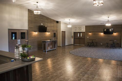 Completed Project: LifeWell Christian Church in Crown Point, IN