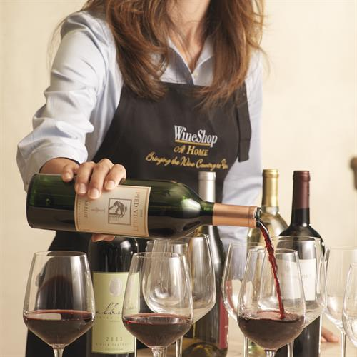 Corporate & Private In-Home Napa Wine Tastings