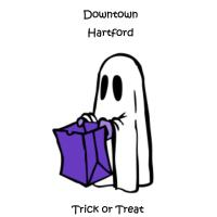 Downtown Hartford Trick or Treat