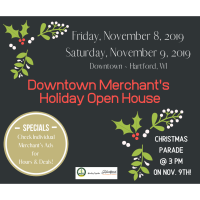 Hartford Merchant's Holiday Open House