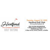 2020 Chamber Golf Outing
