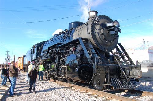 Santa Train 2016
