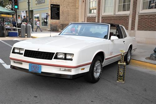 Old-Fashioned Block Party & Classic Car Show 2016 Best of Show