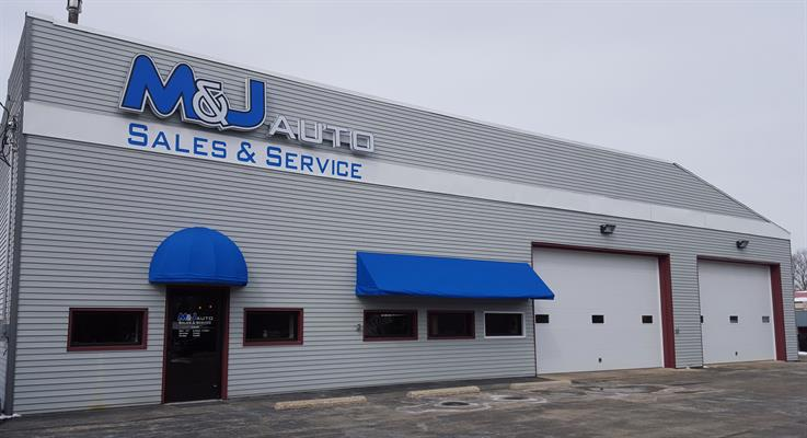 M & J Auto Sales and Service