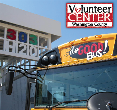 The Volunteer Center | The Hub - Social Good Brews | The Do Good Bus