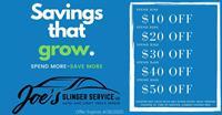 Joe's Slinger Service LLC - Slinger