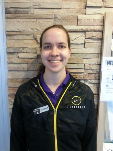 Catherine, Certified Personal Trainer