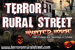 Hartford Community Service Inc - Terror on Rural Street