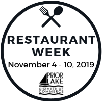 Restaurant Week- Sunday, November 10