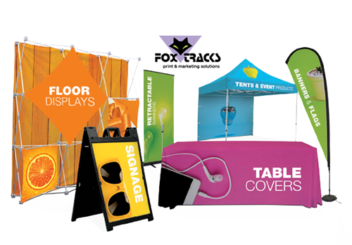 Trade show Displays - Affordable  Portable