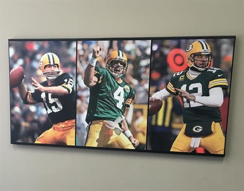 Canvas Wall Art - Turn your personal photos into canvas wall art!  We can make it as small or big as you like!