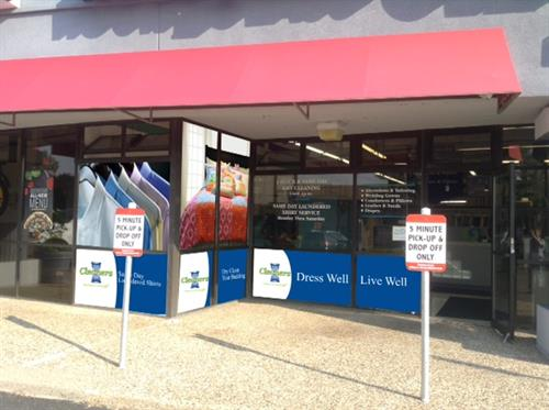 Retail Window Graphics - Retail window graphics are becoming more popular - and they are more affordable than you think.
