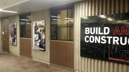 Wall Murals - Wall murals can have a HUGE impact and create awareness for your business!