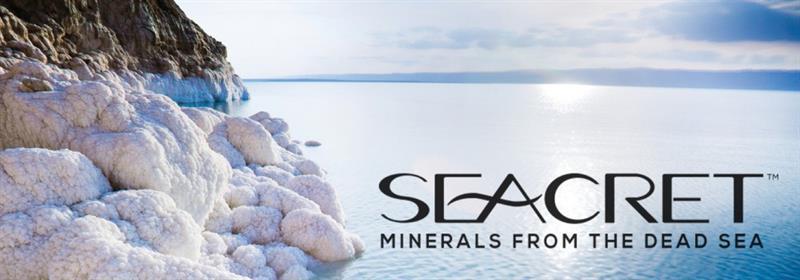 Seacret Skin Care - Casey Jeremiason