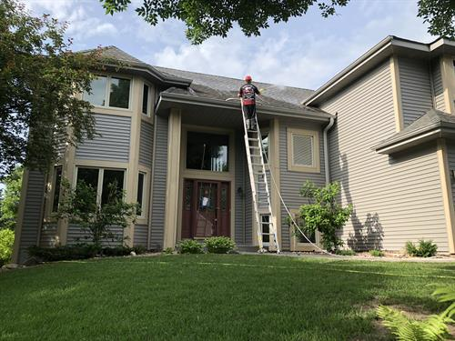 Roof Cleaning - Softwashing
