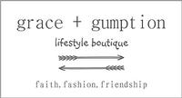 Grace + Gumption
