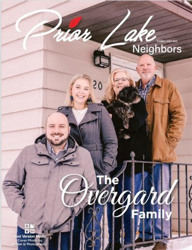 Meet the Overgard Family February 2021 Featured Family