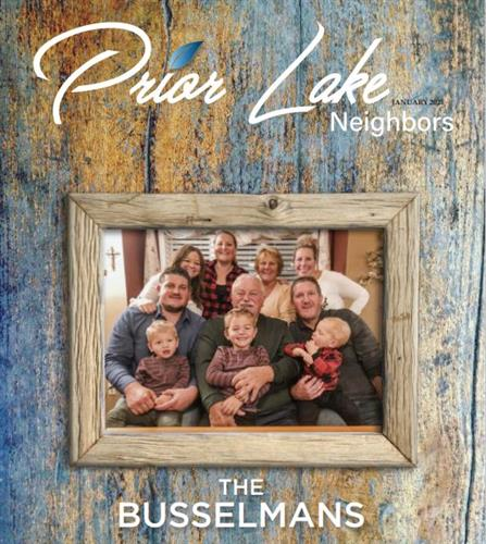 Meet the Busselman Family January 2021 Featured Family