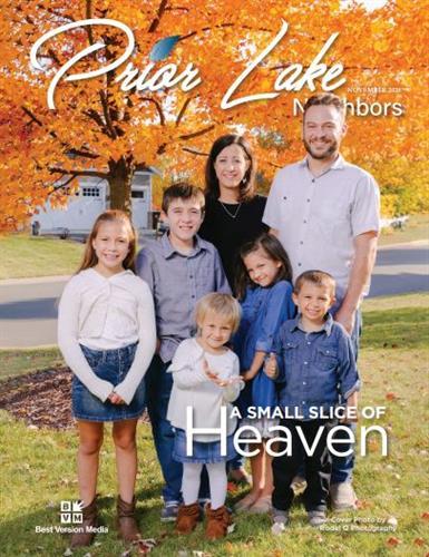 Meet the Havlik Family November 2020 Featured Family