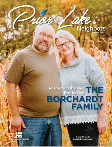 Meet the Borchardt Family October 2020 Featured Family