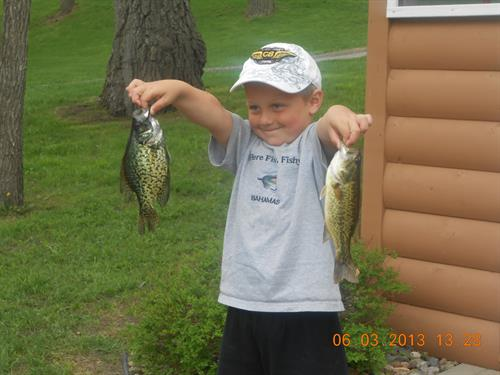 Fishin for all ages !