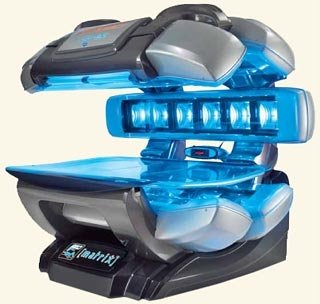 The Matrix Tanning Bed