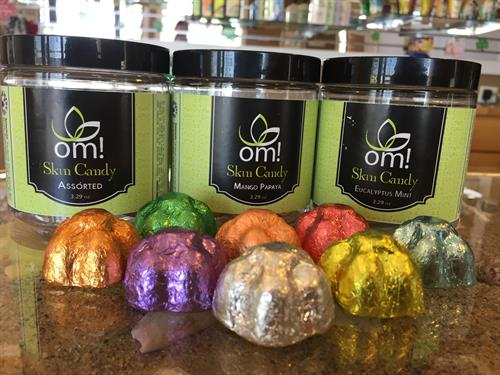 All Natural Skin Candy