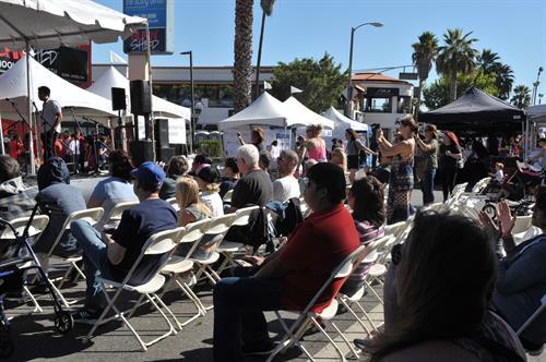 Street Fair Community Stage