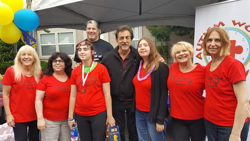 Autism Works Now Candidates with Joe Mantegna