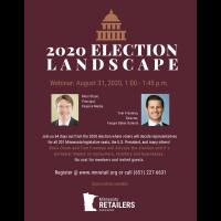 2020's Election Landscape: 64 Days Out