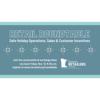 Retail Roundtable: Safe Holiday Operations, Sales & Customer Incentives
