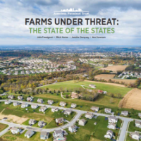 """Findings from AFT's """"Farms Under Threat: The State of the States"""""""