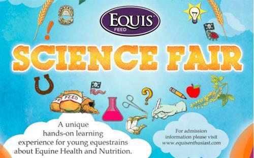 1st Annual Equis Science Fair