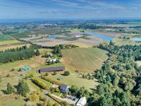 Cornelius Equine Estate with spectacular views! Come ride today, Offered at $1,810,000