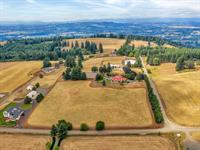 Executive Estate and  Equestrian Facility with Commanding Mountain Views! Offered at $2,195,000