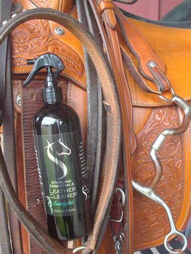 Leather Cleaner and Western Tack